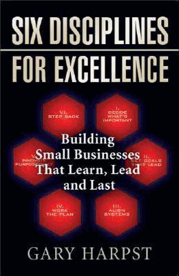 six-disciplines for excellence