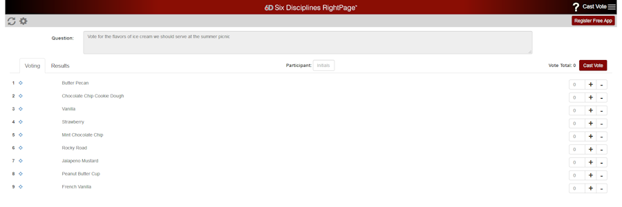 Creating RightPage Exercise